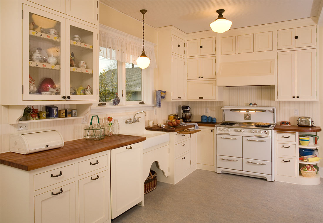 Kitchen Top 10 Remodel Kitchen Design White Cabinets With Dark – 1930 Kitchen Design